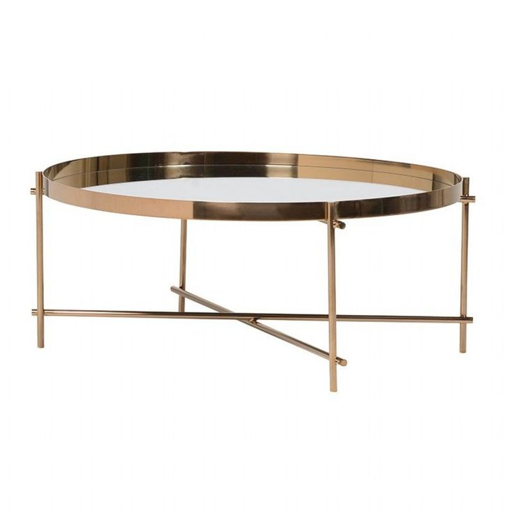 Combining Simplicity With Luxury, This Contemporary Coffee Table Will Make  A Statement In Your Home. Sturdy And Durable, It Features A Stylish  Mirrored ...