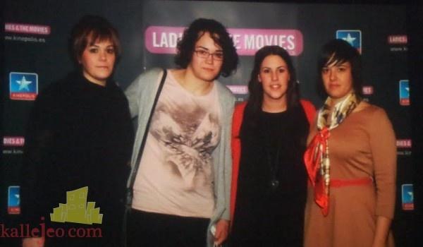 #Kalleclick: 'Ladies & The Movies' en el cine Kinepolis Madrid    http://pozuelodealarcon.kallejeo.com/sociedad-en-pozuelo-de-alarcon/kalleclick/ladies-movies-en-el-cine-kinepolis-madrid