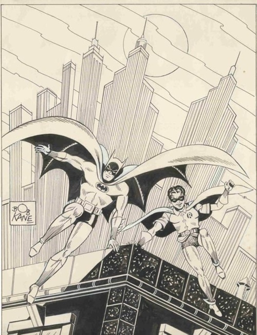 Bob Kane's Batman and Robin, Defenders of Gotham