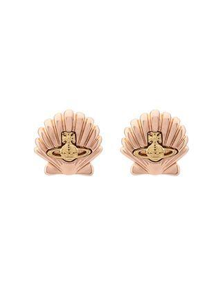 Vivienne Westwood 'Shell' earrings