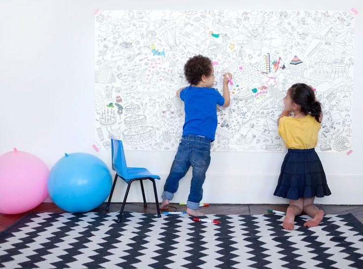 Kleurplaten Van Huizen : Beste afbeeldingen van inspiratie kinderfeestjes speelgoed