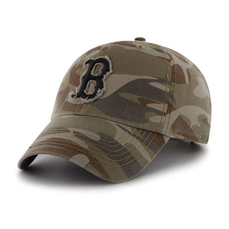 The Paper Store '47 Brand Boston Red Sox Camo Cap