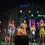 """El conjunto folklórico catamarqueño """"Voces para el Canto"""" resultó elegido en primer lugar en la categoría conjunto vocal de folklore en el Pre Baradero 2015 y se ganó un lugar en la cartelera de ese importante festival."""