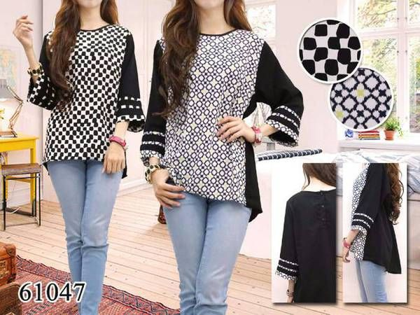 Blouse Wolly Crepe