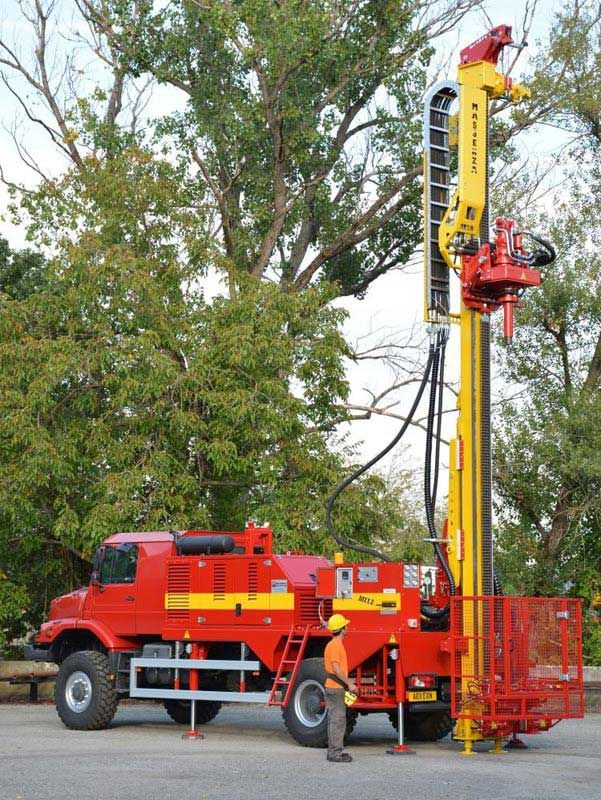 Get complete inventory of both new and used geotechnical & Geotechnical drill rigs available for sale by massenzarigs. http://www.massenzarigs.it/…/geotechnical-drilling-rigs.html #Geotechnicaldrillrigs #geotechnical