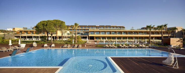 Hotéis do Algarve facturam 750 M em 2015