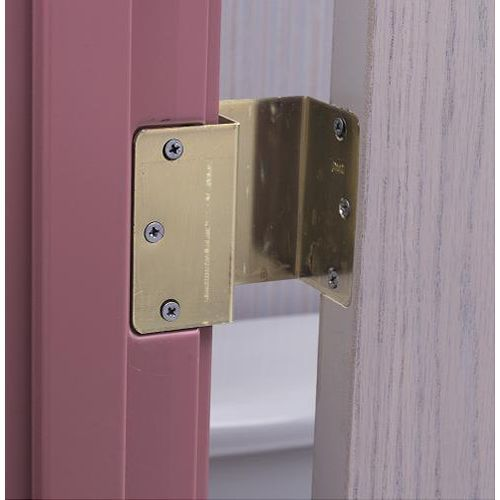 Offset Door Hinges U003d Increase Doorway Width By 2 Inches!! Inexpensive Way  To Meet