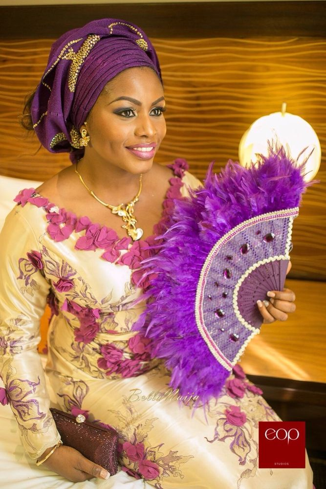 Liz Awoliyi And Tosin Osho Traditional Yoruba Engagement In Ikeja Lagos Nigeria BellaNaija Weddings 2015 Image17 Bellanaija