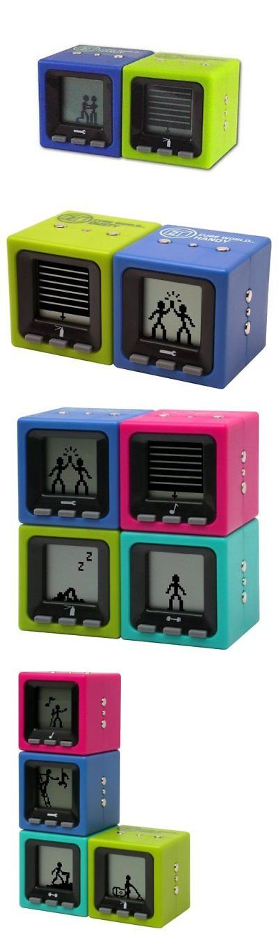 Radica IM-ME 159220: Cube World Series 2: Handy And Dusty -> BUY IT NOW ONLY: $103.7 on eBay!