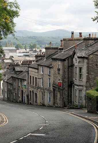 Kendal, the Lake District. You walk around this pituresque historic town getting several glimpses of the fells beyond. Also the Kendal Mint cake is worth trying.