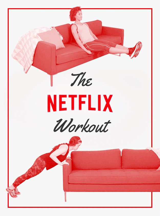 couch workout = my kinda workout. also, the comments on this article are funny.