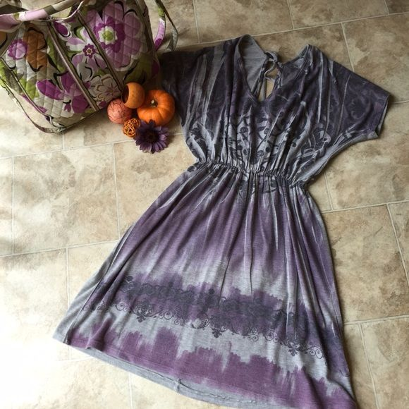CLEARANCE  • Rue 21 Dress • Preloved very soft dress. Easy Fall Dress with leggings. Smoke free home. Fast shipping.                       25% OFF BUNDLES! Rue 21 Dresses Midi