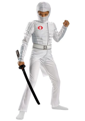 $45 DELUXE STORM SHADOW LIGHT-UP COSTUME Product # DI42596  $44.99