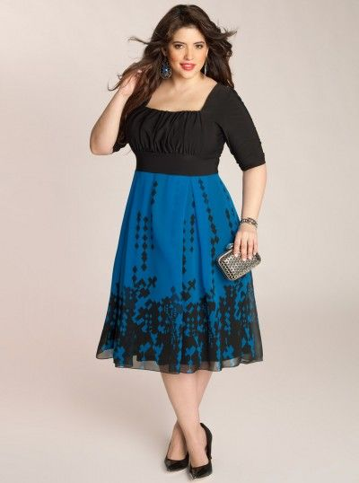 fashion for fat girl - Google Search