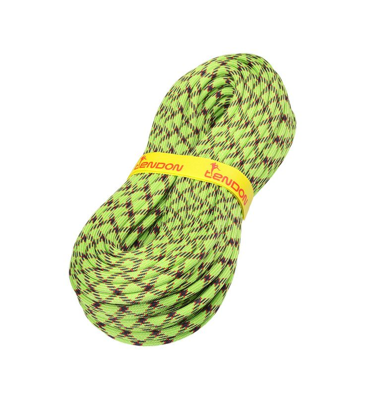 Dynamic single ropes : Tendon Master 9,7 Complete Shield