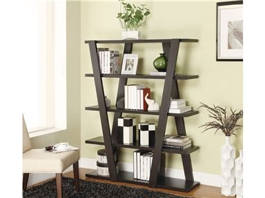 For Coaster Bookcase 800318 And Other Home Office Bookcases At Decor Furniture