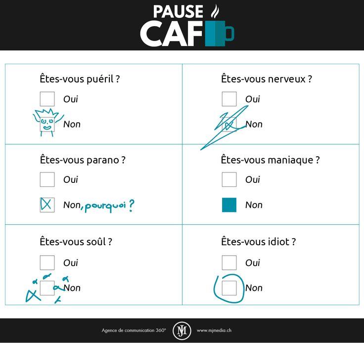 On se détend. C'est l'heure de la Pause Café ! MJ MEDIA est une agence de Communication 360°, basée sur le canton de Genève et la Haute-Savoie qui accompagne les entreprises et les marques dans la mise en place et le développement de leur Stratégie de Communication. www.mjmedia.ch