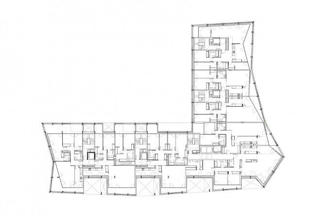 OAB Ferrater | Edificios de Viviendas en la Ria de Bilbao | HIC Arquitectura