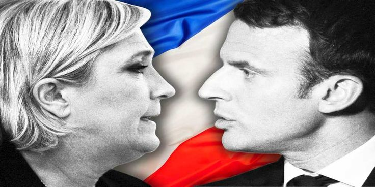 """Top News: """"FRANCE POLITICS: Marine Le Pen vs Emmanuel Macron: Gloves Off in French Election"""" - http://politicoscope.com/wp-content/uploads/2017/04/Marine-Le-Pen-and-Emmanuel-Macron-FRANCE-POLITICS-NEWS-HEADLINE-ELECTION.jpg - France Politics Election Updates: """"Mr Macron has no project to protect the French people in the face of Islamist dangers,"""" Marine Le Pen said.  on World Political News - http://politicoscope.com/2017/04/24/france-politics-marine-le-pen-vs-emmanuel-macron"""