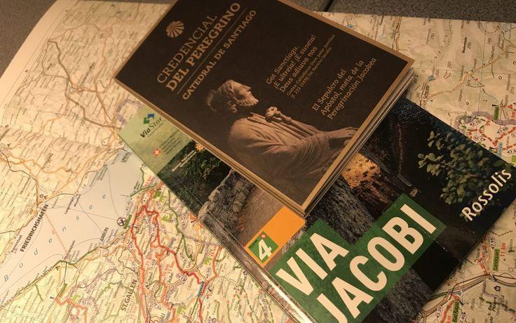 Via Jacobi, le Chemin de Compostelle Suisse