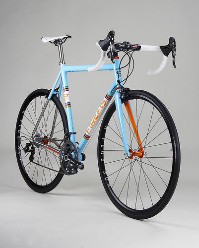 Really want to try one of these out! #MadeInBoston Titanium-Road-Baby-Blue-2