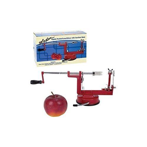 3 in 1 Apple peeler, slicer, dicer, coring machine - Cutter for fruit potato by TARGARIAN