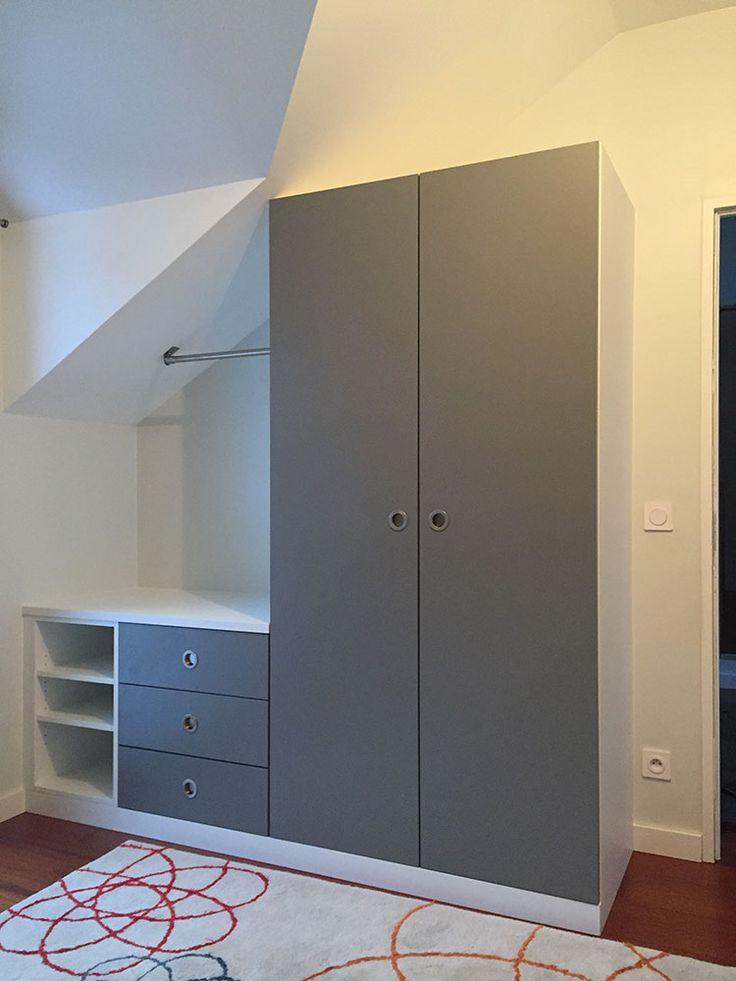 Model armoire de chambre dressing ikea armoires meubles for Modele chambre ado ikea