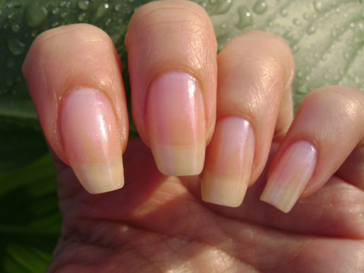 132 best Natural healthy nails images on Pinterest | Long natural ...