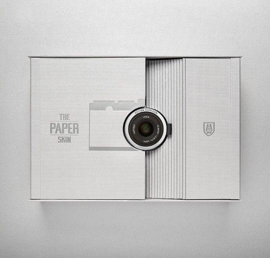 leica packaging