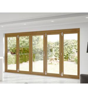 La Porte Vista Oak 5 Door Modular 2  sc 1 st  Pinterest & 40 best External French Doors \u0026 External Folding Sliding Doors ...