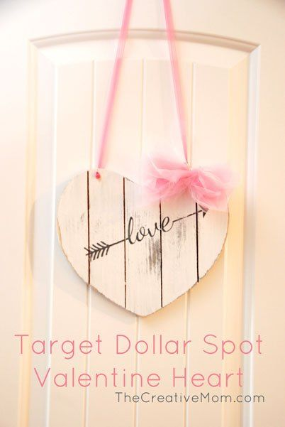 Target Dollar Spot Craft Idea - The Creative Mom