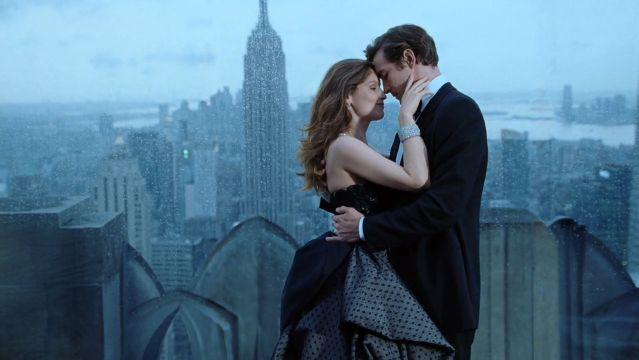 French model Laetitia Casta and actor Lee Pace, are lovers romancing their way through a snow-covered New York City..... Tiffany & Co. Holiday 2011 Ad Campaign!