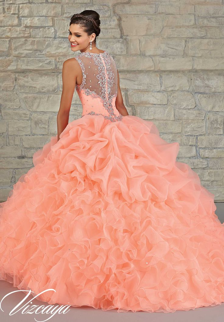 Quinceanera Dresses – Vizcaya Gown Dress Style 89023 | Dress <3 ...