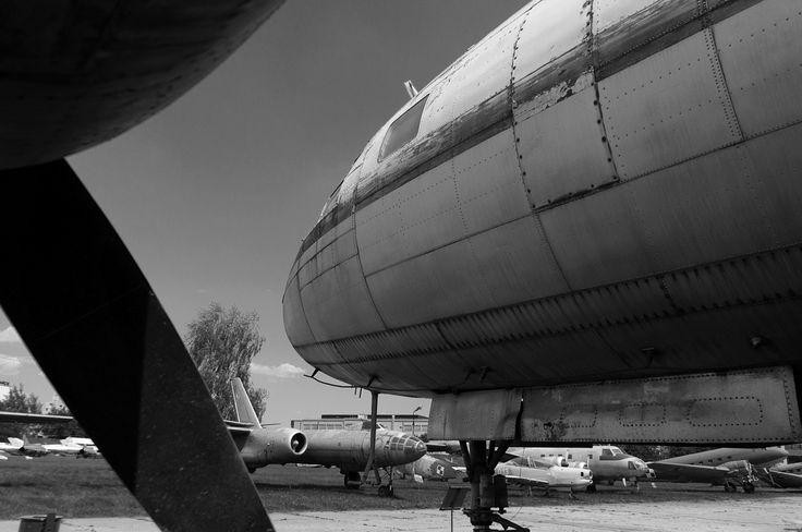 Grounds of Aviation Museum, #Krakow