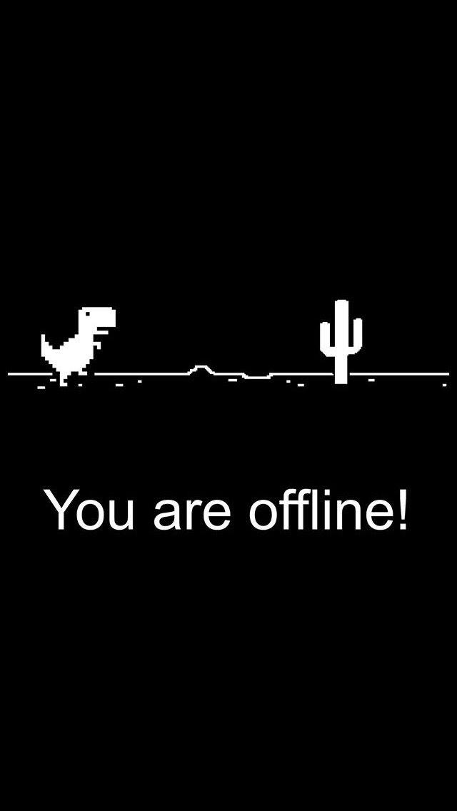 Bilgisayar başındasındır ve internet yoktur :)