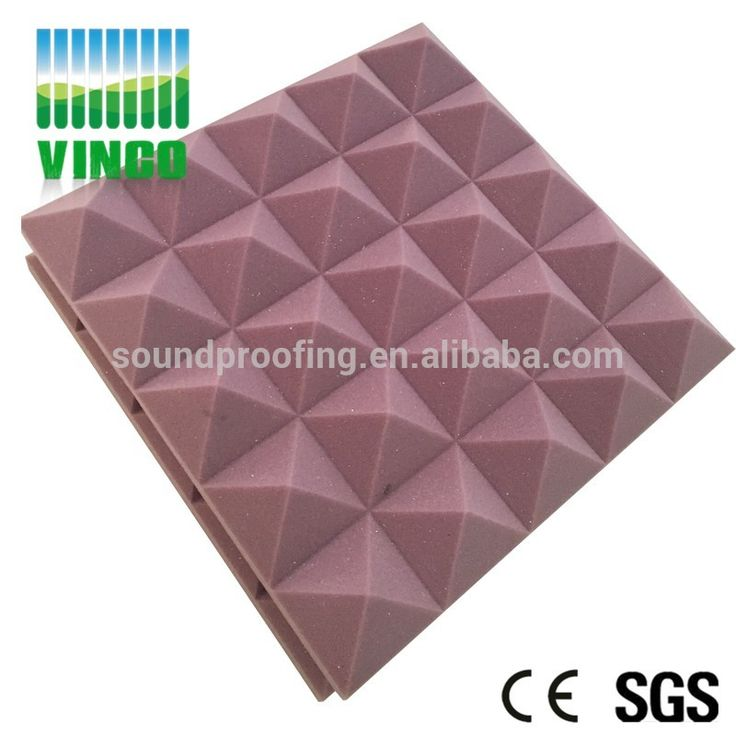 Decorative foam panels Sound proofing foam for Advanced Packaging Concepts polyurethane foam packaging solutions