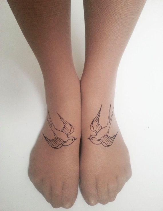 Tattoo Tights Top 10 - Etsy Wish List