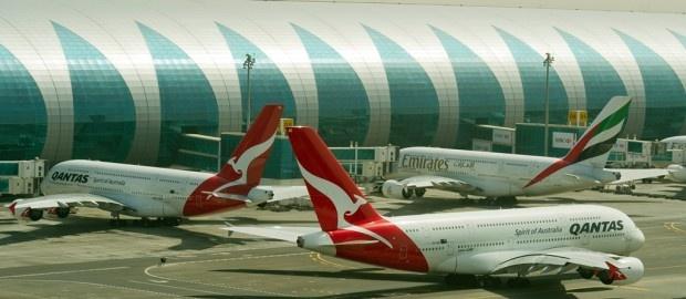 #Emirates and #Qantas Begin Historic #Partnership