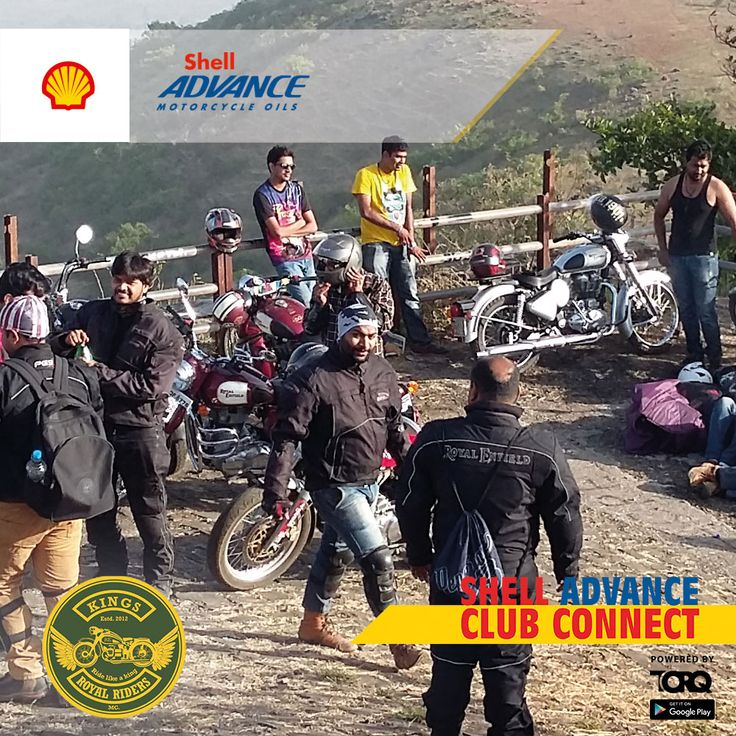 Shell Advance celebrates the spirit of motorcycling clubs in the motorcycling world. As a part of this series , we will connect with motorcycle clubs across Maharashtra and know their story. This time it's King's Royal Riders..! #TheWinningIngredient #TORQ #TorqRiderApp #bikerlife