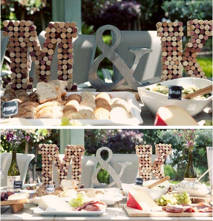 Mariage à Reims se marier en champagne Ardenne thème champagne thème traditionnel bouchons en liège emplacement lettre prénom mariés originaux Mr & Mrs Mister and misses