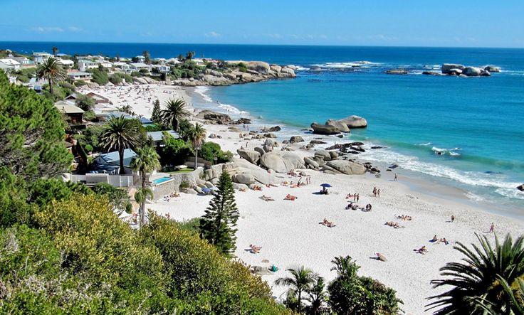 Cape Town - Clifton Beach #easylife #XoAfrica