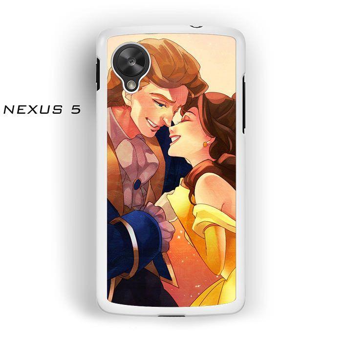 Beauty and the beast for Nexus 4/Nexus 5 phonecases