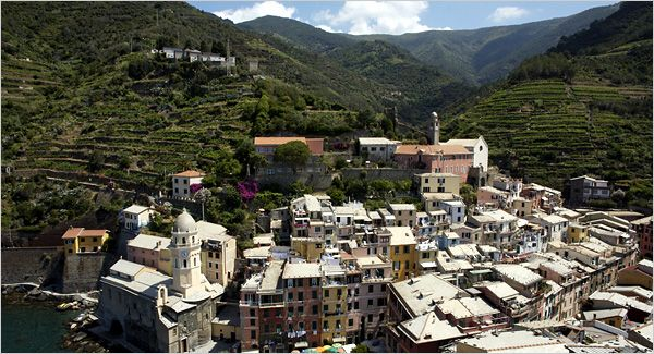 nyt: 36 hours in cinqueterre