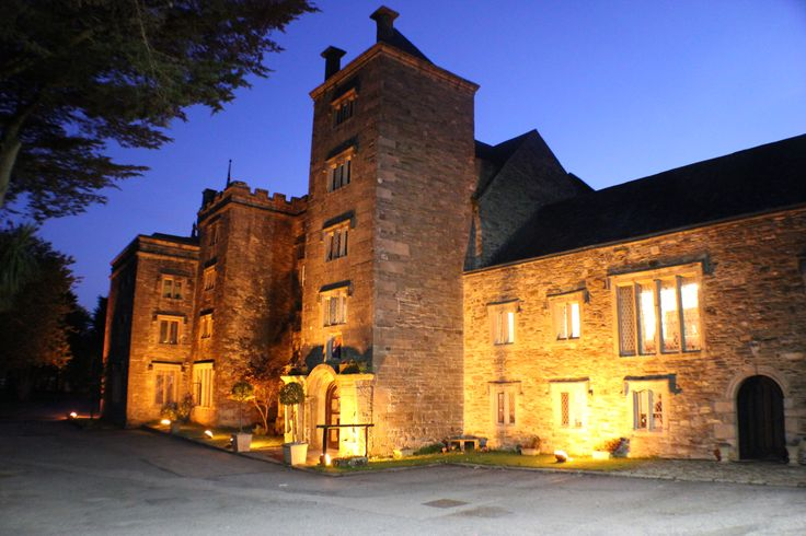 Boringdon Hall Hotel in Plymouth, Devon – my former home