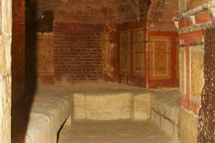 Romeinse Katakomben, een replica. Plenkertstraat 55 ,  6301 GL Valkenburg aan de Geul