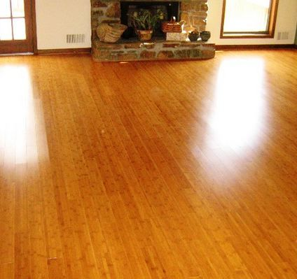 Replace your old floors with latest bamboo flooring by Power Dekor Ltd in  NZ.