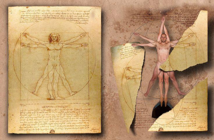 Vědci odhalili NOVÁ FAKTA o jedné z nejznámějších kreseb Leonarda Da Vinci! Zjistěte jakou CENZURU provedli komunisti už v 15-tém století!