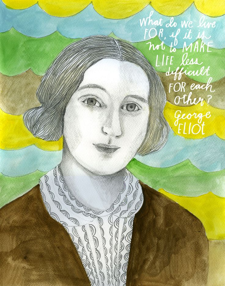 It was under the male pseudonym George Eliot that Mary Anne Evans (November 22, 1819 – December 22, 1880) became one of the most revered voi...
