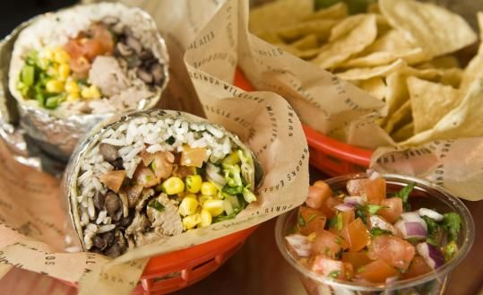 We love going to Chipotle's!!!  And we think it;s healthy also BUT!!!!  Checkout what the average calorie count is per visit!!!