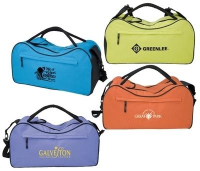 Promotional Sovrano Emesa Duffel Bag | Promotional Duffel Bags | Promotional Products